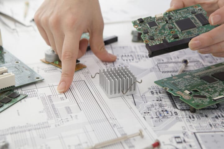 Discussion about the circuit board